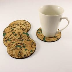 Coasters for cups