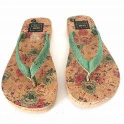 Cork Flip flops for women