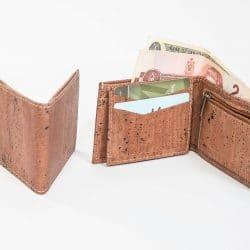 Cork Men Wallets