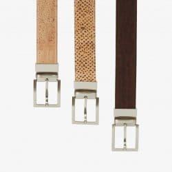 Luxe, Reversible Cork Belt