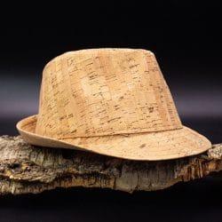 Men's hat in cork