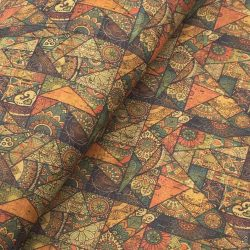 Portuguese cork fabric Pattern
