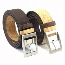 Reversible Cork Belt
