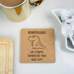 Mothers Day Gift cork coaster