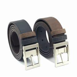 Vegan Cork Belt Reversible