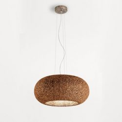 lamp disc pendant light